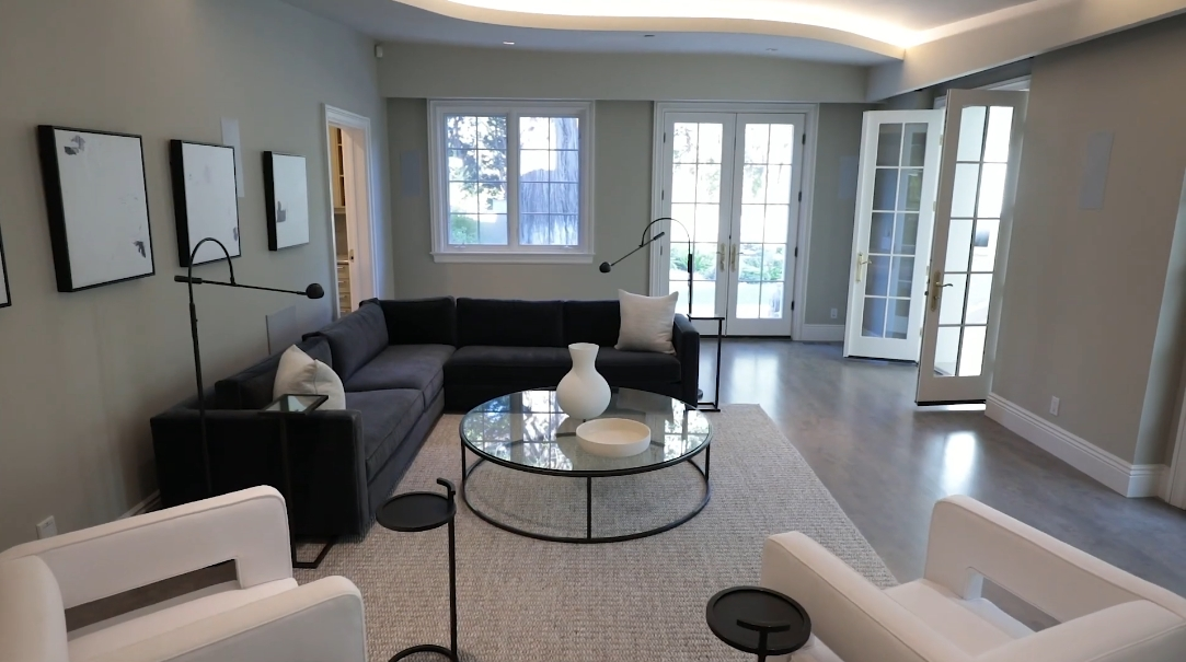 68 Interior Design Photos vs. 1868 Floribunda Ave, Hillsborough, CA Ultra Luxury Mansion Tour
