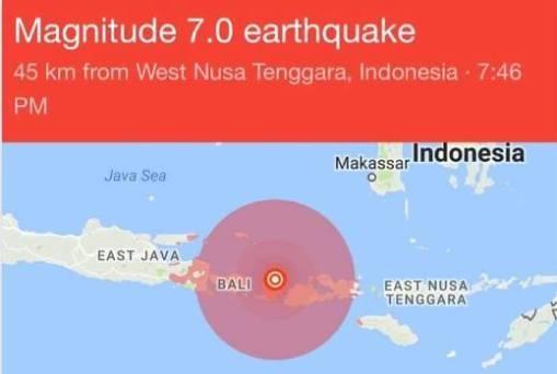 Korban Gempa, Terbanyak Ada Di Lombok Utara