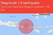 Korban Gempa Terbanyak Ada Di Lombok Utara