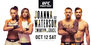 Ver UFC Fight Night: Jedrzejczyk vs Waterson En vivo Español Online
