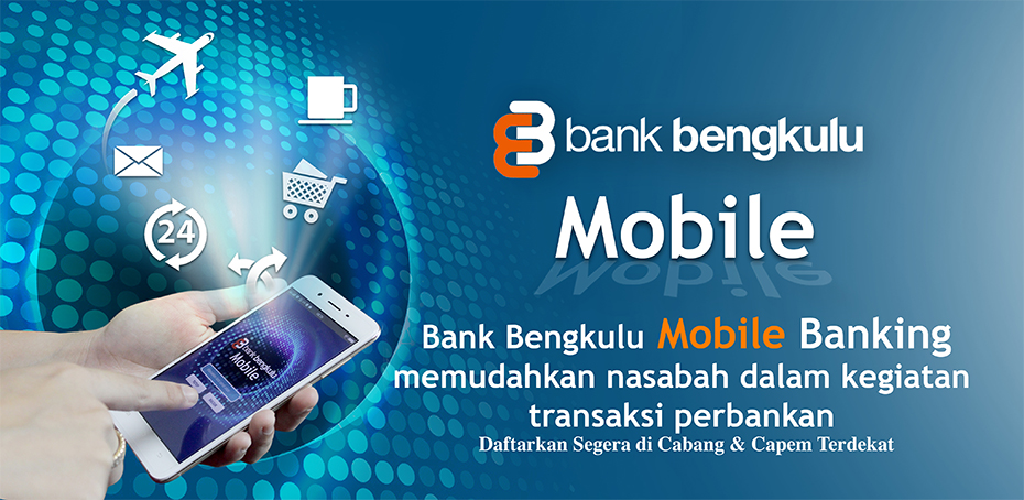 Cara Daftar Internet, Mobile dan SMS Banking Bank Bengkulu