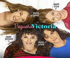 Ver telenovela pequeña victoria capítulo 26 completo online