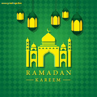 ramadan lanterns mosque background Ramadan Kareem Ramadan Eid 2019 greetings
