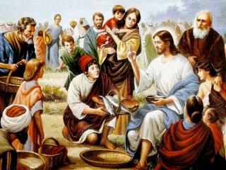 Resultado de imagen para Juan 6,1-15