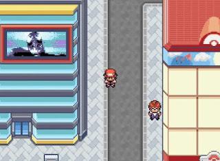 Pokemon Clover GBA Completo Nueva Ciudad