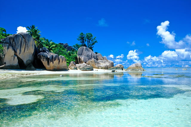 best beaches in the world, Anse Source d'Argent, Seychelles,
