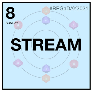 RPGaDAY2021 Day 8