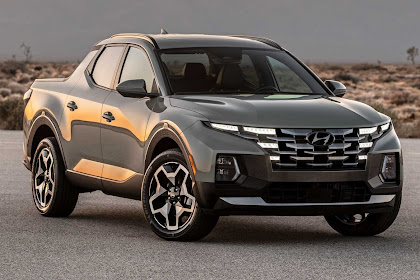 2022 Hyundai Santa Cruz Review, Specs, Price