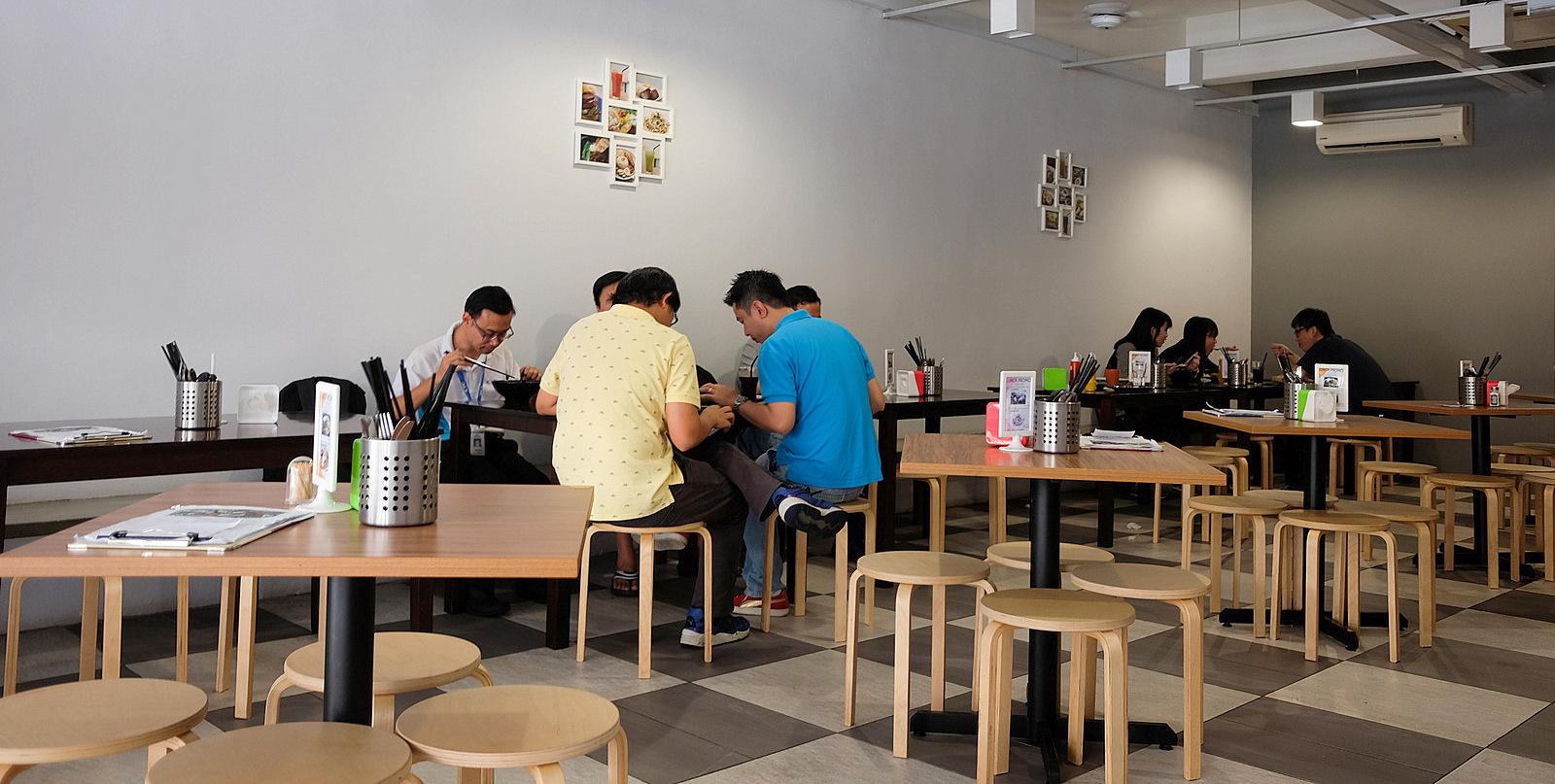 fusion canteen @ ss2, petaling jaya