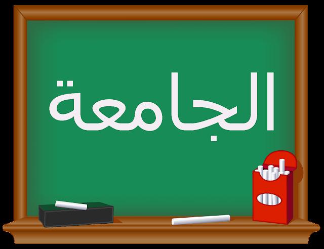 أهم الكلمات والعبارات المستخدمة باللغة الإنجليزية    الجامعة 2020