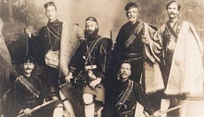 Αγιορείτες Μακεδονομάχοι