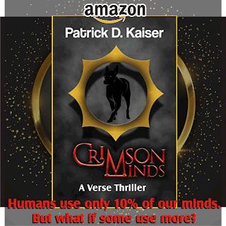 Crimson Minds -a verse thriller