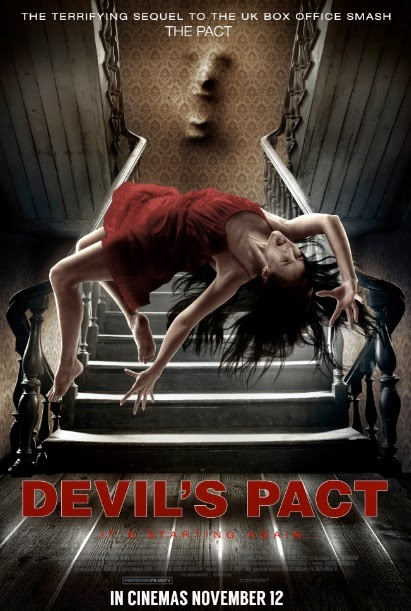 Devil's Pact Philippine Poster