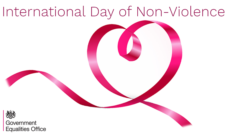 International Day of Non-Violence Wishes