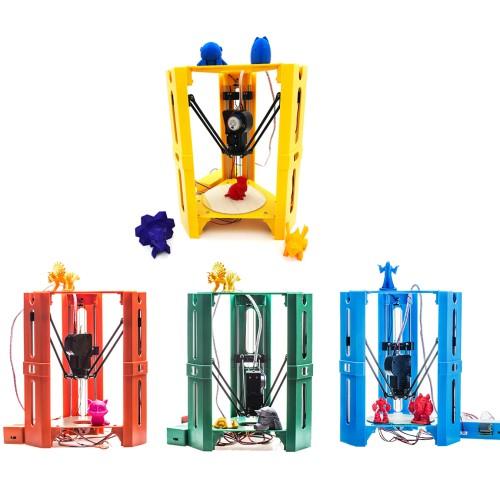 Desktop Mini DIY 3D Printer mini itx casebest 3dalibabaprinting machineprusa i3filamentreprappla filamentcomputeraliexpresscncpresisi tinggi1.75 mmdiy kitmencetakthingiverse