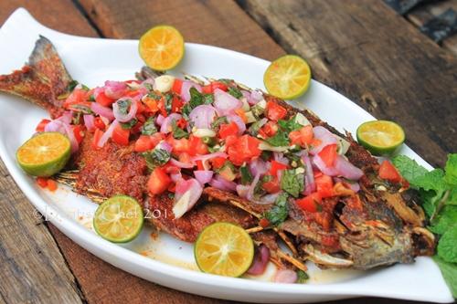 Resep dan cara memasak olahan ikan gurame enak dan bikin ketagihan