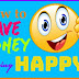 How to Save Money by Being Happy?