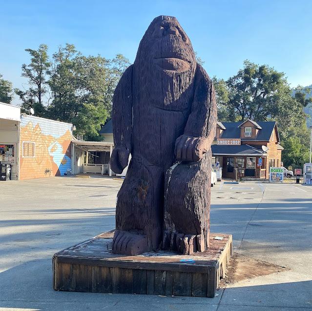 Big Foot, Willow Creek, CA