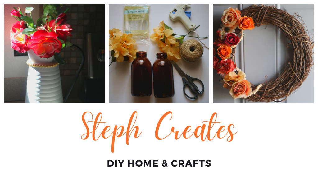 Steph Creates -DIY Home And Crafts