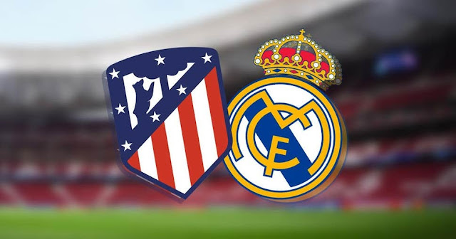 مشاهدة مباراة ريال مدريد واتلتيكو مدريد بث مباشر