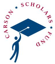 Ben Carson Foundation Scholarship Application Guide