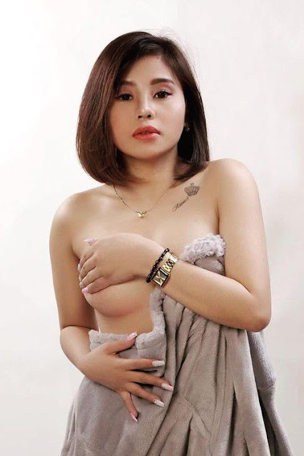Hot and sexy photos of beautiful busty asian hottie chick Pinay freelance model Rich Ann Yang photo highlights on Pinays Finest sexy nude photo collection site.