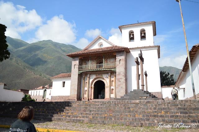 Andahuaylillas, Sixtine des Andes au Pérou