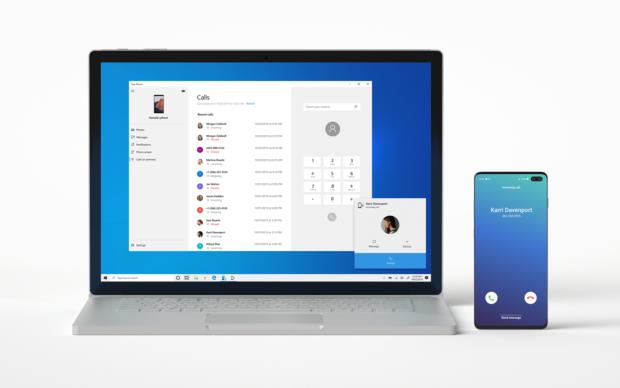 تتيح مايكروسوفت قريبًا إجراء المكالمات الهاتفية من نظام التشغيل Windows 10