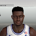 Zion Williamson Cyberface By Monkeymanjsv [FOR 2K19]