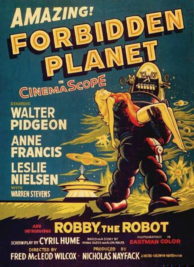 14 Hilarious Vintage Sci Fi Movie Posters From Between The 1950s And