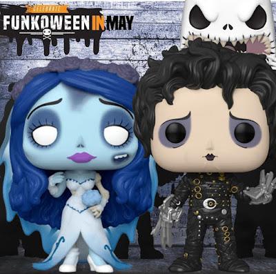 Lista figuras POP Funkoween 2020 Halloween