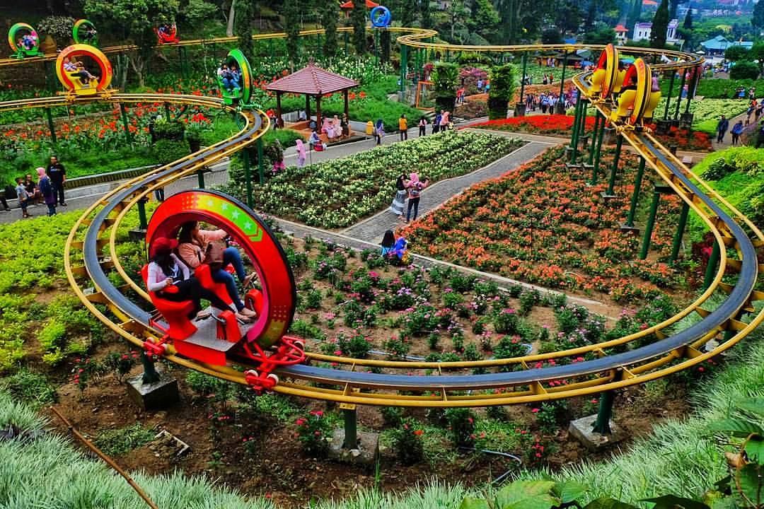 Taman Rekreasi Selecta Malang Wisata Keluarga Yang Wajib Dikunjungi Wisata Mantap