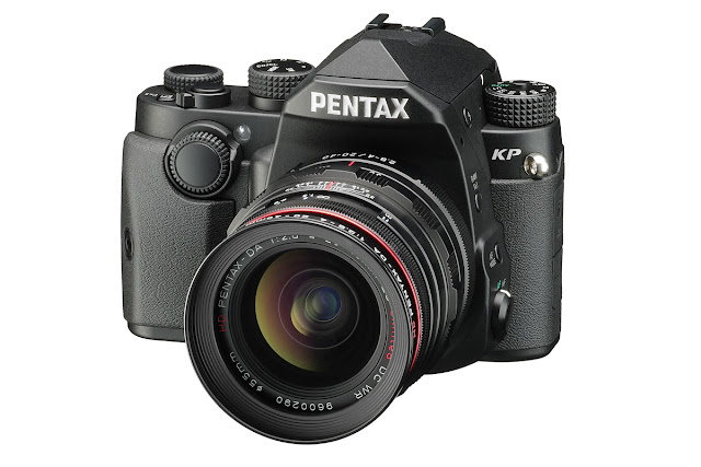 Pentax KP Digital SLR Camera with Lens