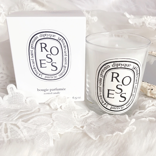 What I Got For Christmas 2016   Diptyque Rose Candle