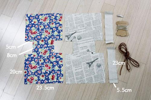 Reversible Drawstring Bag Tutorial ~ DIY Tutorial Ideas! 1bdd59afee4dd