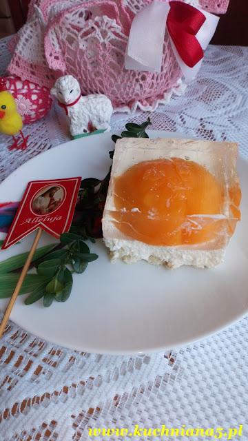 ciasto jajko sadzone, Wielkanoc, jajko