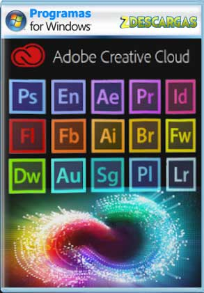 Adobe Master Collection CC (2021) x64 Español