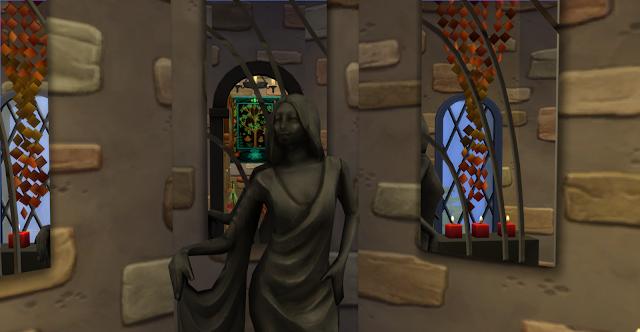 Ведьмин Чертог для The Sims 4,  дом для ведьмы, для The Sims 4, The Sims 4, The Sims 4 производство, мусор, The Sims 4 Экологичная жизнь, жилой лот для The Sims 4, дом для The Sims 4 Мир магии,, как варить зелье в The Sims 4, дом с файлами для скачивания The Sims 4, скачать общественный участок для симс 4, красивый лрм для симс 4 скачать, постройка для торговли в The Sims 4, постройка для бизнеса в симс 4, скачать дом для ведьмы симс 4,