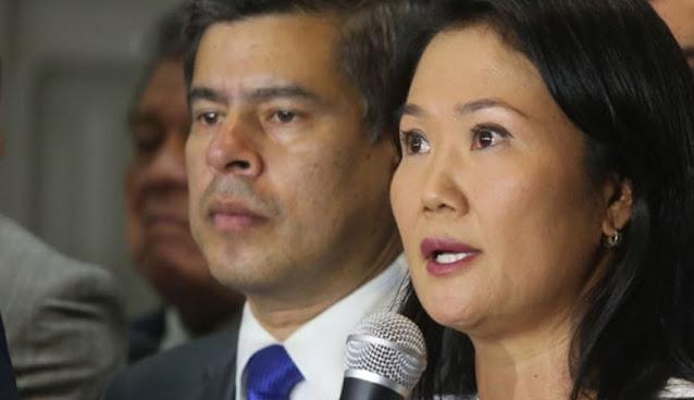 Keiko Fujimori precandidata presidencial