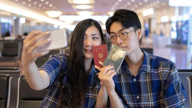 Japanese passport is the most powerful in 2020