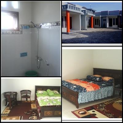Fasilitas Homestay Ardhas Kota Batu Villa Kamaran Dekat BNS