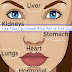 Face Mapping: How Your Face Can Reveal What Part of Your Body Is Sick and What to Do About It