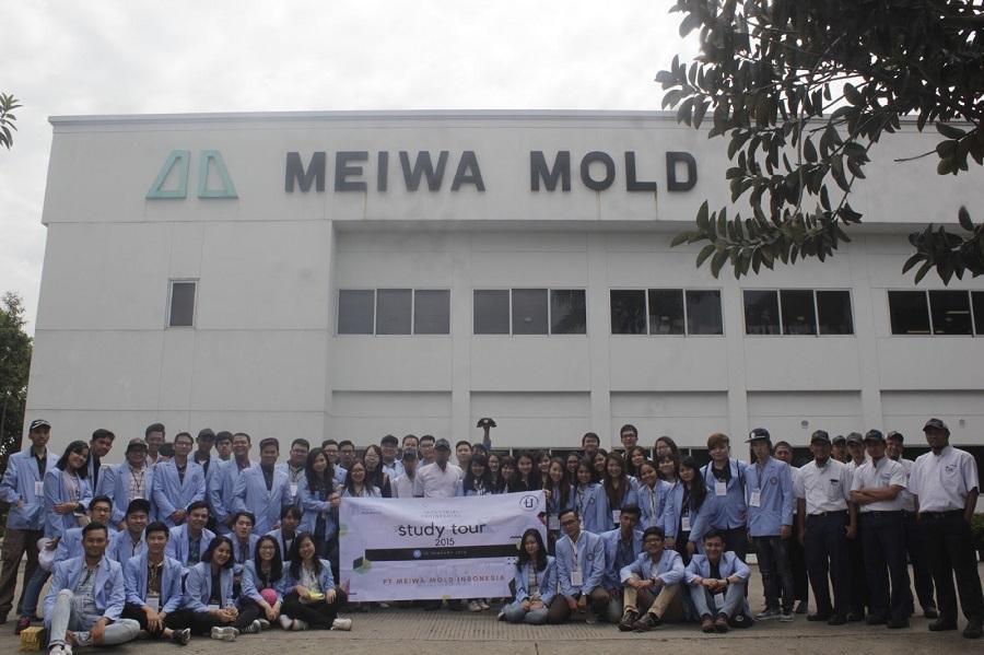 Lowongan Kerja Kawasan Industri MM2100 Via Pos | PT Meiwa Mold Indonesia