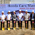 Honda breaks ground in Manila Bay