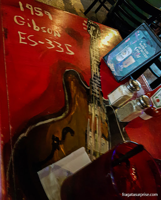 BB King's Blues Club em Nova Orleans