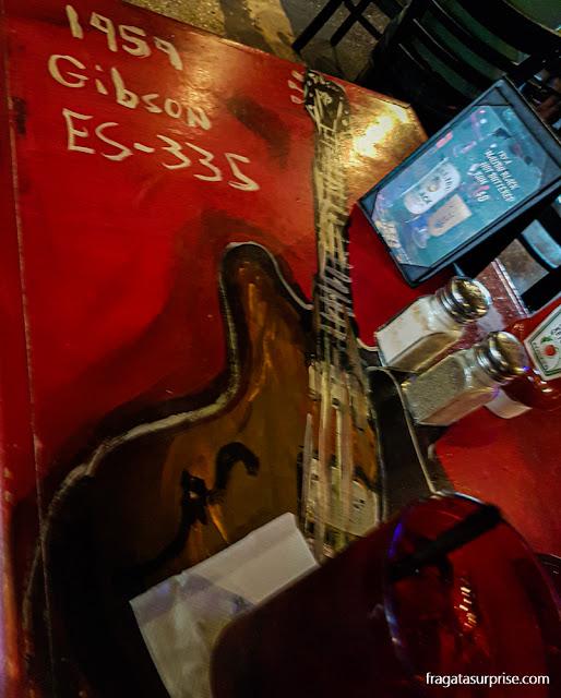 BB King's Blues Club em Nova Orleans