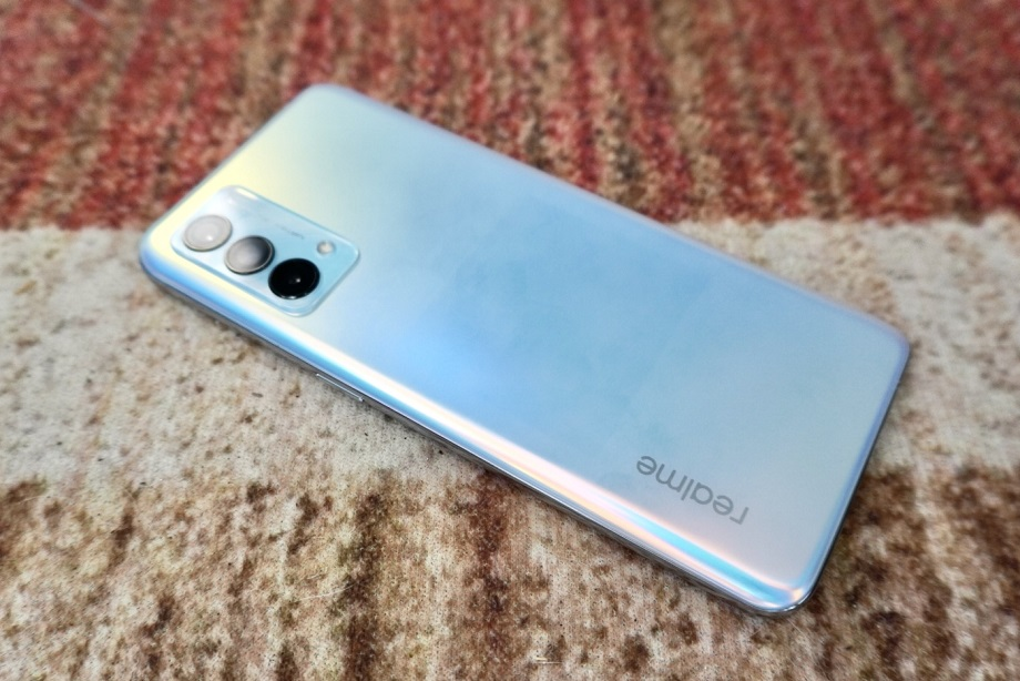 realme Gt Master Edition Review - Battery