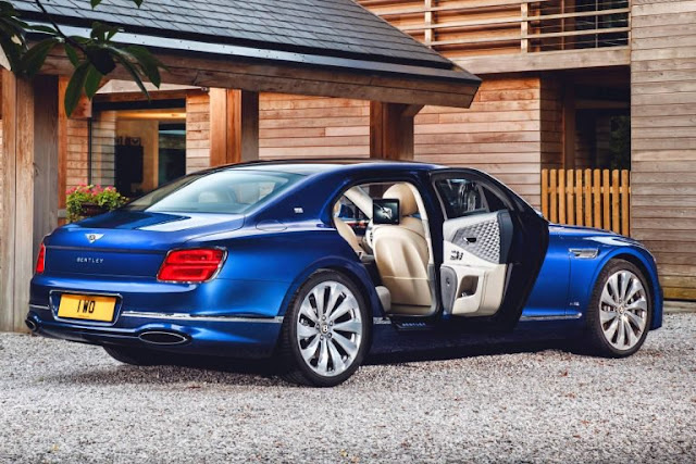 Bentley, Bentley Flying Spur, Mulliner, New Cars, UK