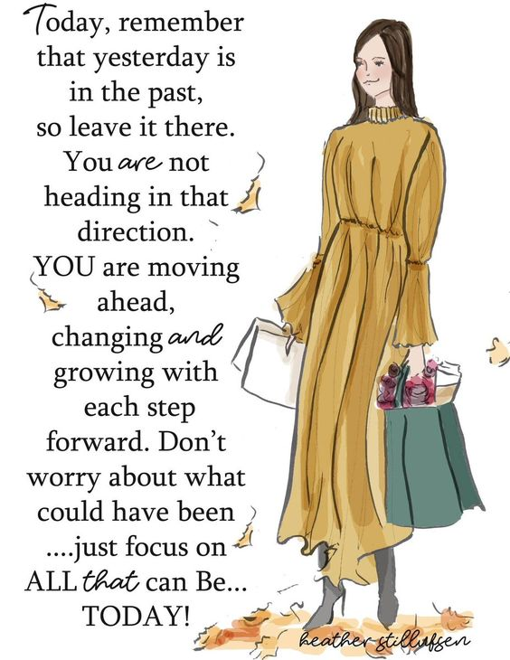 Today Love Letter: Let's Moving Forward