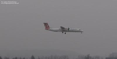 Bombardier Dash 8 nr SP-EQB